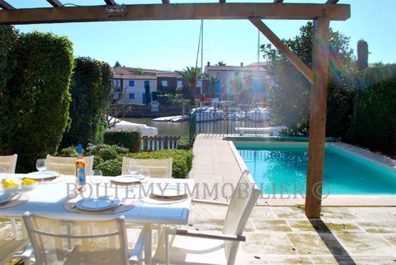 Your Real Estate Project In The Gulf Of SaintTropez - Port grimaud location