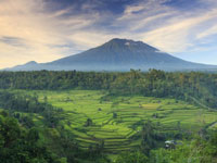 The history behind Bali's sacred Mount Agung