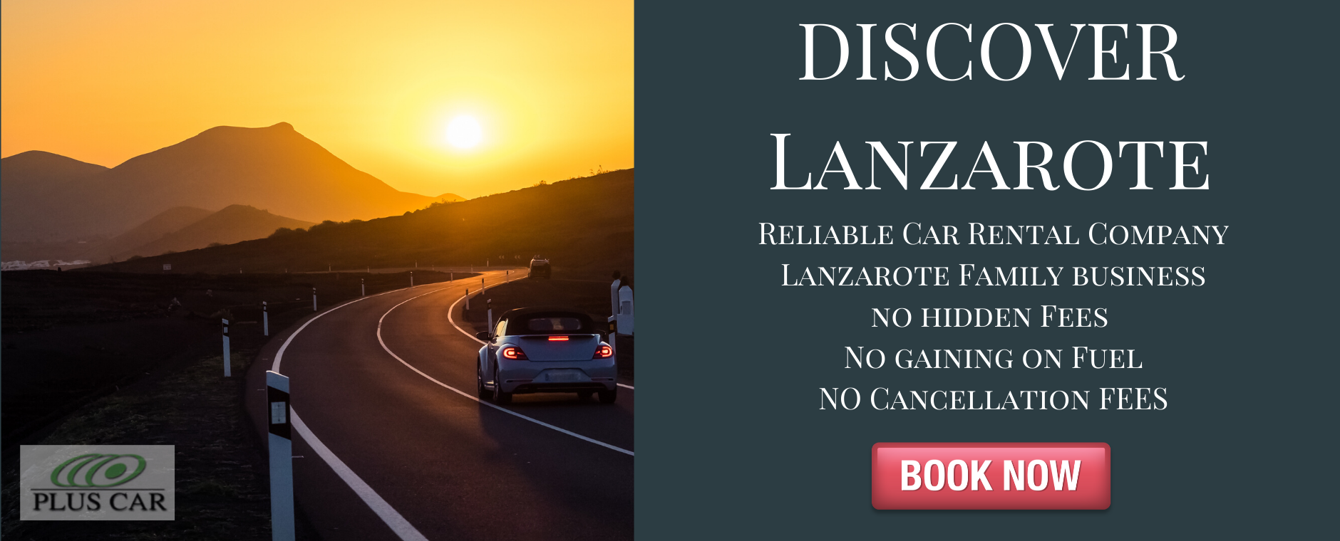 Car Rental in Lanzarote